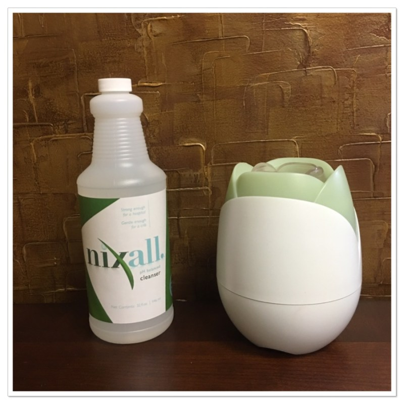 Nixall Cleanser with Diffuser