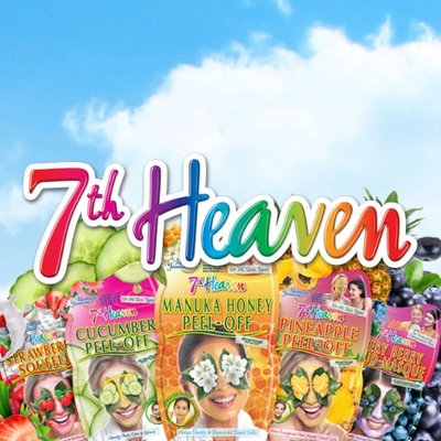 Get a spa treatment at home with 7th heaven face masks for 7th heaven beauty salon