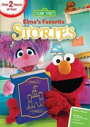 Sesame Street: Elmo's Favorite Stories - It's story time for everyone's favorite furry friends on Sesame Street
