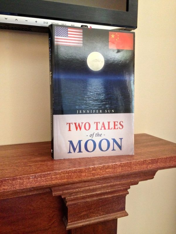 A Novel Worth Reading This Summer - Two Tales of the Moon by Jennifer Sun