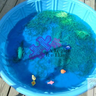 Ocean Themed Sensory Fun