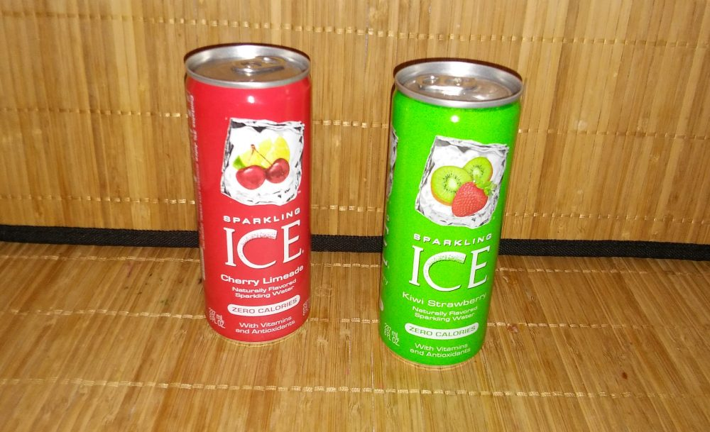 Sparkling Ice has two new flavors to FlavorUp