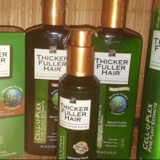 Change your hair – make it Thicker and Fuller with One Step!