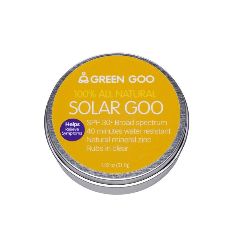 Rethinking First Aid With Green Goo