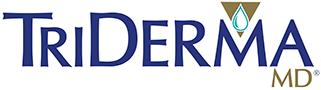 triderma skincare logo