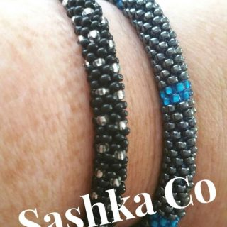 I love Sashka Co. Bracelets- Affordable and Stylish