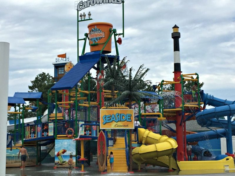 Kick Off The Summer With The Perfect Amusement Park Visit