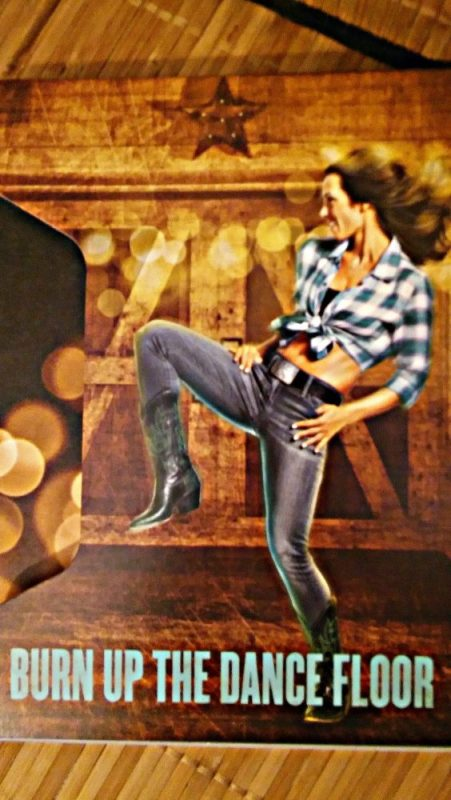 Country Heat DVD cover