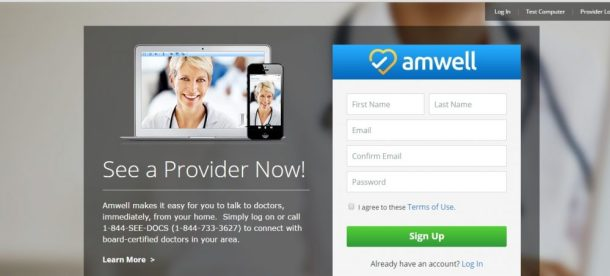 Don't Your Busy Life Stop You From Being Healthy- Amwell Is Here To Help!