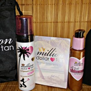 Don't loose your Summer Glow try Million Dollar Tan at home!
