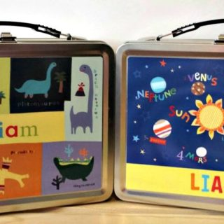 Back to School is Personal with I See Me Lunch Boxes