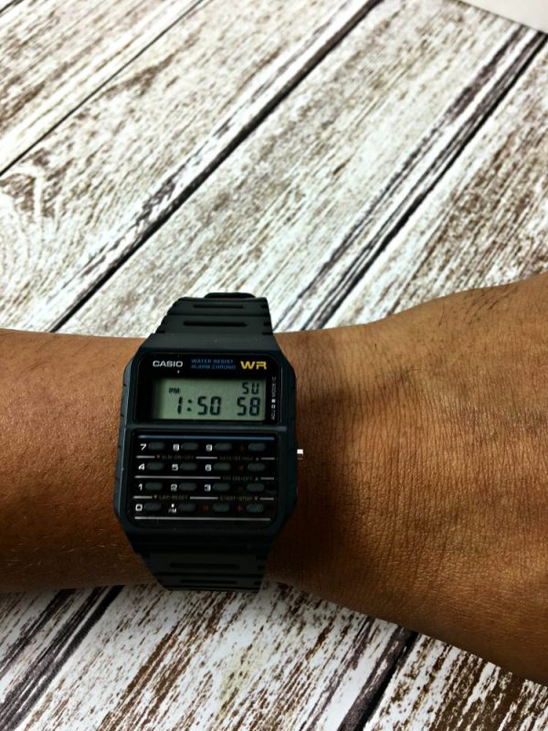 Vintage Casio Timepieces Just In Time For The Back To School Rush
