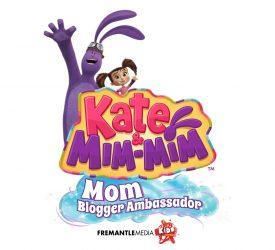 Excited To Be A Kate & Mim-Mim Mom Blogger Ambassador