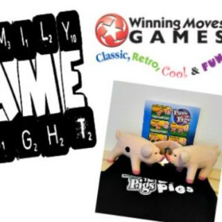 Back to School and Back to Family Game Night