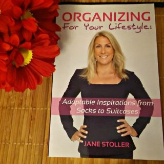 Jane Stoller's Organizing for Your Lifestyle gets you Organized