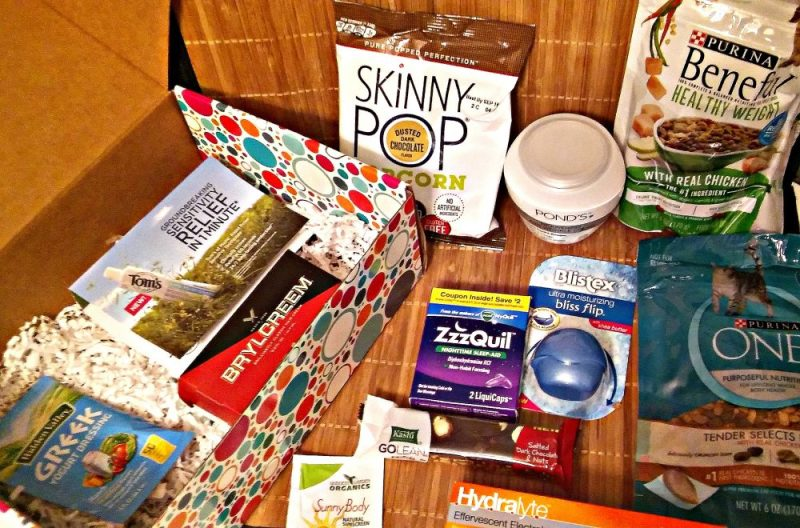 pinchme box of samples 2