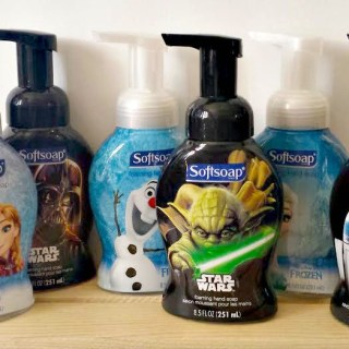 Softsoap® Washes Away Back to School Germs
