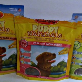 Zuke's Puppy Naturals Little Tasty Morsels Crafted Just for Puppies