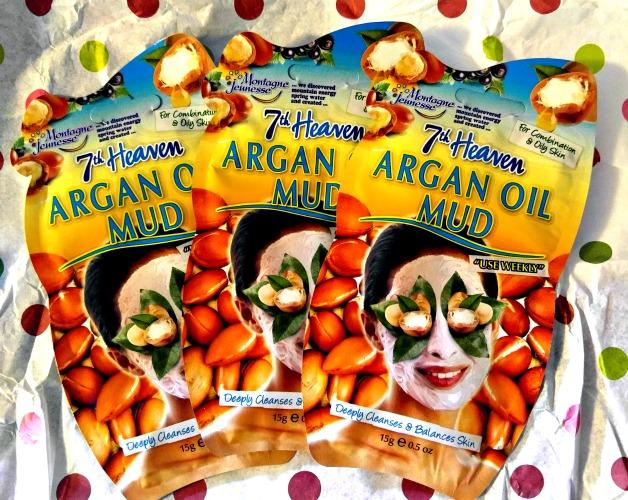 Argan Oil Mud Mask