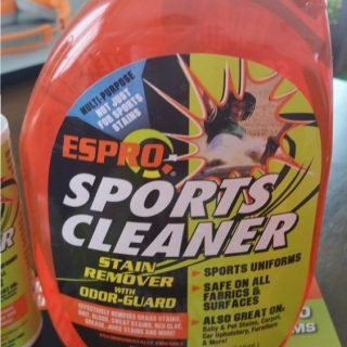 ESPRO Sports Cleaner – Ultimate Stain Remover