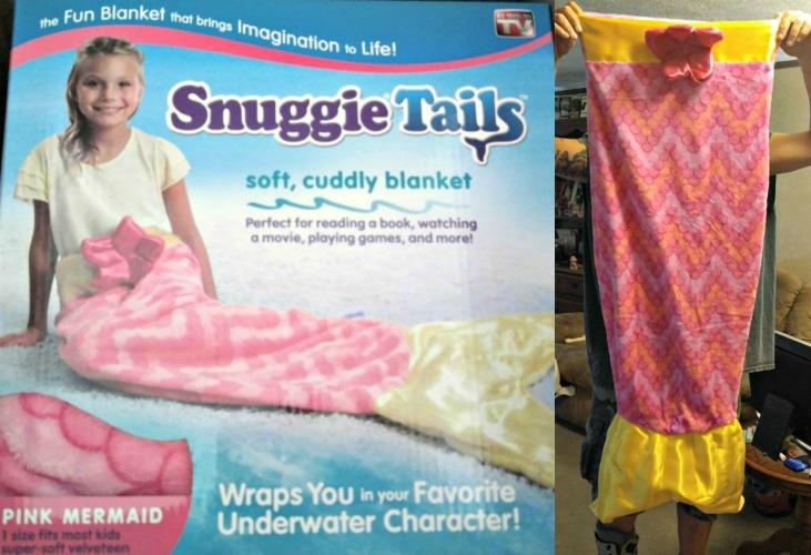 Snuggie Tails