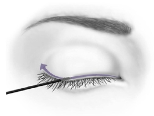 Longer Lash application
