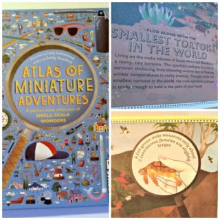 Atlas Of Miniature Adventures A Collection Of Small Scale Wonders