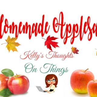 It's Apple Season – Let's Make Some Applesauce