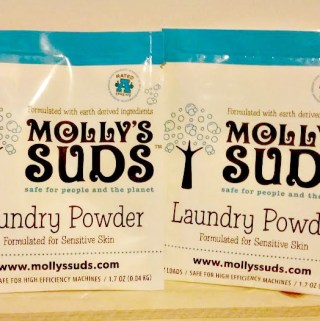 Molly's Suds® Safe for You Safe for the Planet
