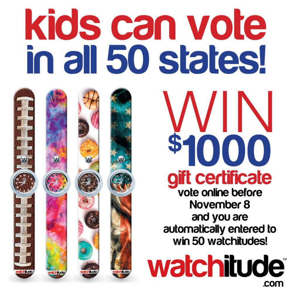 VOTE NOW- Watchitude's Design Contest
