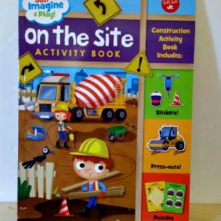 Activity Books Keep Little Ones Busy and Engaged