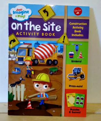 On the Site Activity Book
