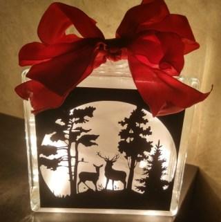 Creations By Janice Gifts Makes Beautiful Glass Blocks