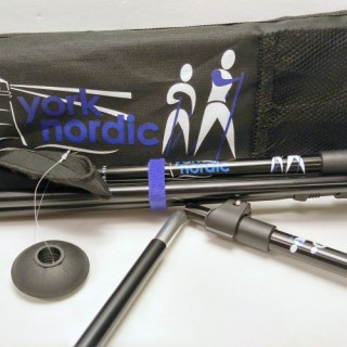 York Nordic High Quality Walking And Trekking Poles