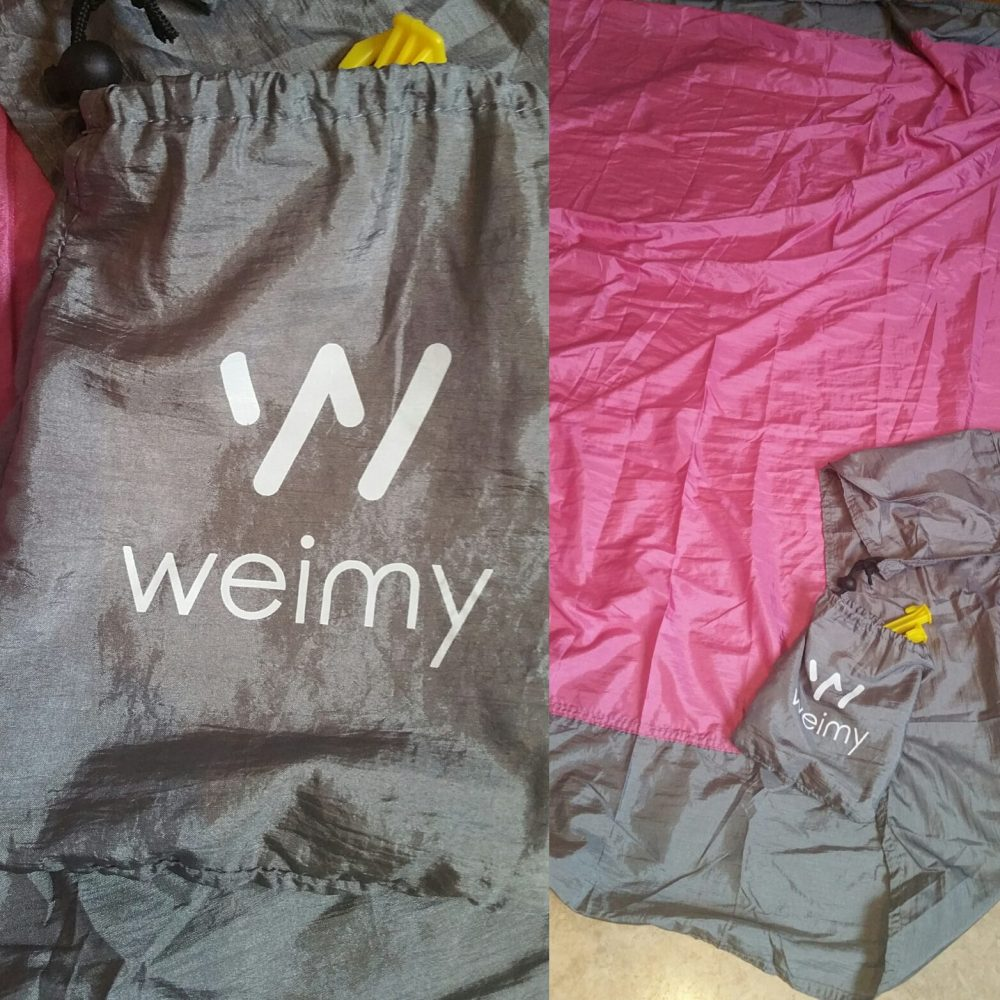 Weimy Compact Lightweight Large Beach Blanket