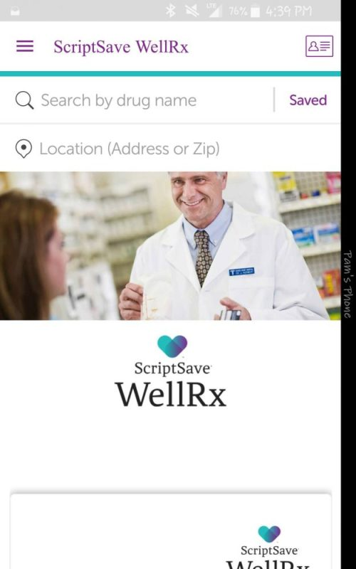 When Caring Meet Savings With ScriptSave WellRx