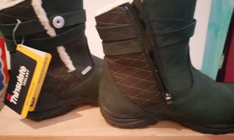Feet Stay DRY with Oboz Boots