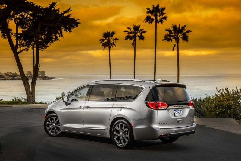 The Details Of The Chrysler Pacifica