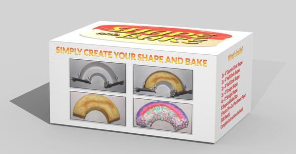 Create-Shape-Bake Your Next Cake!