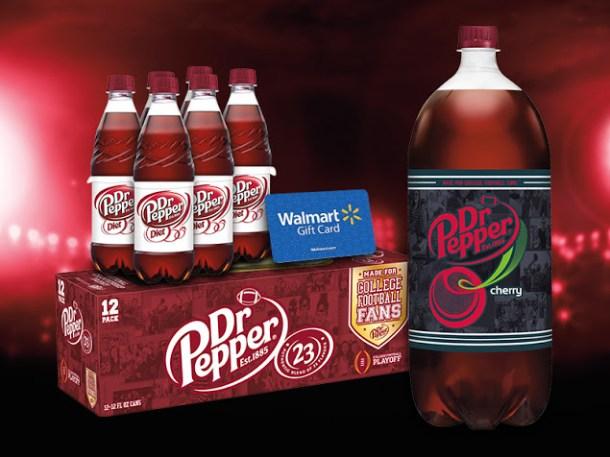 Buy Dr Pepper At Walmart: Score Sweet Rewards!