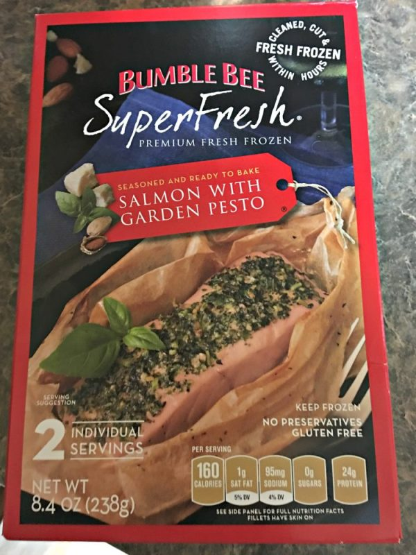Getting My Kids To Eat Salmon- Bumble Bee SuperFresh®
