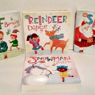 The Coolest Christmas Books Can Be Found at Capstone!