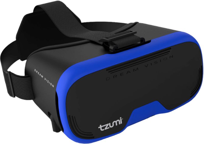 Tzumi's Dream Vision Virtual Reality Headset