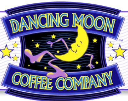 Dancing moon™ logo
