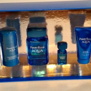 His Holiday will Smell Fantastic with Perry Ellis Aqua