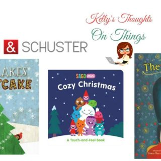 Holiday Books for Kids from Simon & Schuster