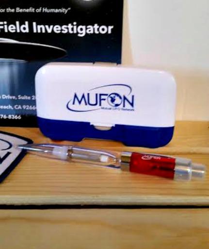 MUFON UFO pen