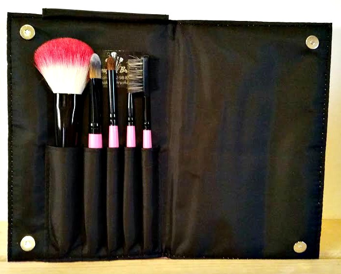 My Makeup Brushes Travel