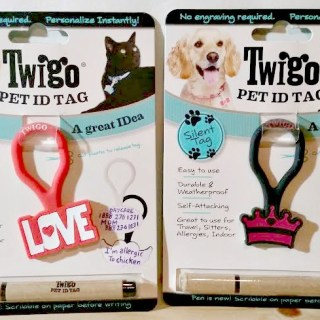 A Great Holiday Gift IDea for Your FURiends From Twigo™