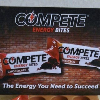 COMPETE® Energy Bites Will Help You Make It Through The Holidays